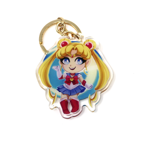 Sailor Moon Acrylic Keychain
