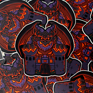 Deathwing Sticker