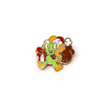 Murky Patreon Holiday Pin - December 2019
