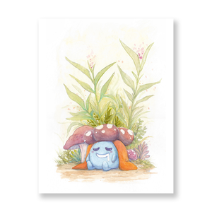 Gloom Garden Mini Print