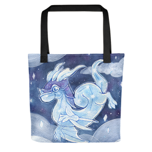 Celestial Dragon Tote Bag