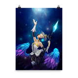 Odin Sphere: Gwendolyn Matte Poster Print