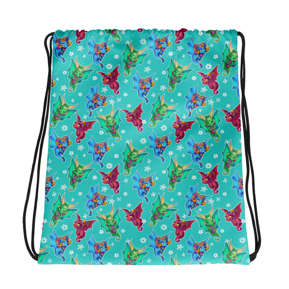 Whelplings Drawstring bag