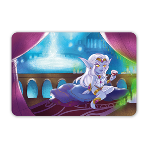 February 2021 Azshara Mini Postcard Print