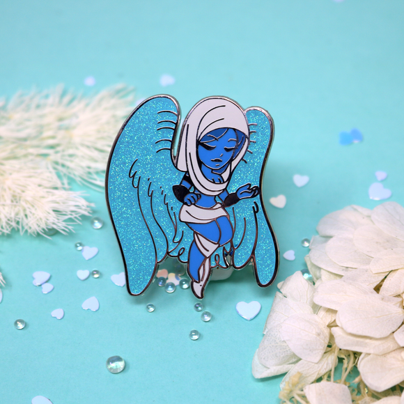 Warcraft Monster Girl: Spirit Healer Pin - June 2020