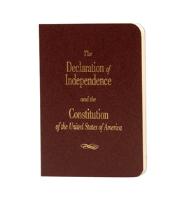 Pocket U.S. Constitution and Declaration of Independence (Three Pack) - DOMAGRON