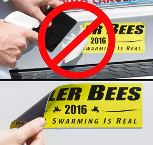 Bumper Sticker Magnet Maker: Turn Any Bumper Sticker Into a Strong Magnet - DOMAGRON