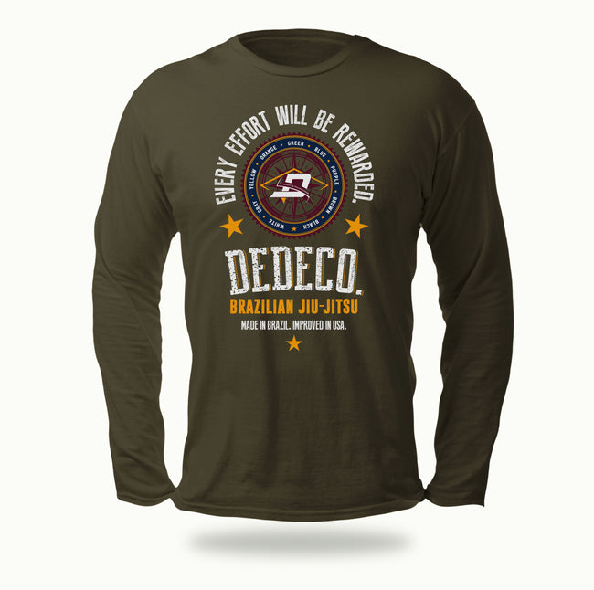 Dedeco BJJ | Every Effort Will Be Rewarded