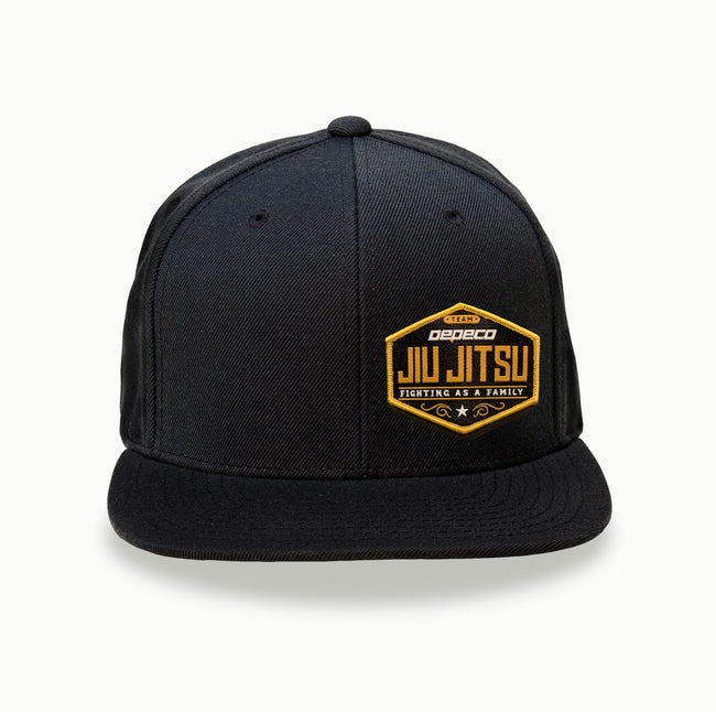 Dedeco BJJ | Black Hat