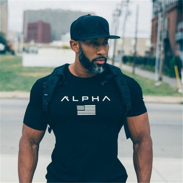 Workout T-Shirt Alpha