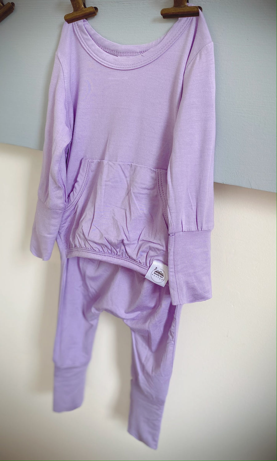 "The ""Parisian Lavender Fields"" Romper"