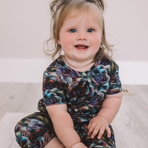 "The ""Electric Garden"" Romper FINAL SALE"