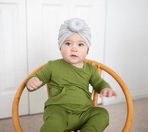 "The ""Olive-My-Heart"" Khaki Romper"