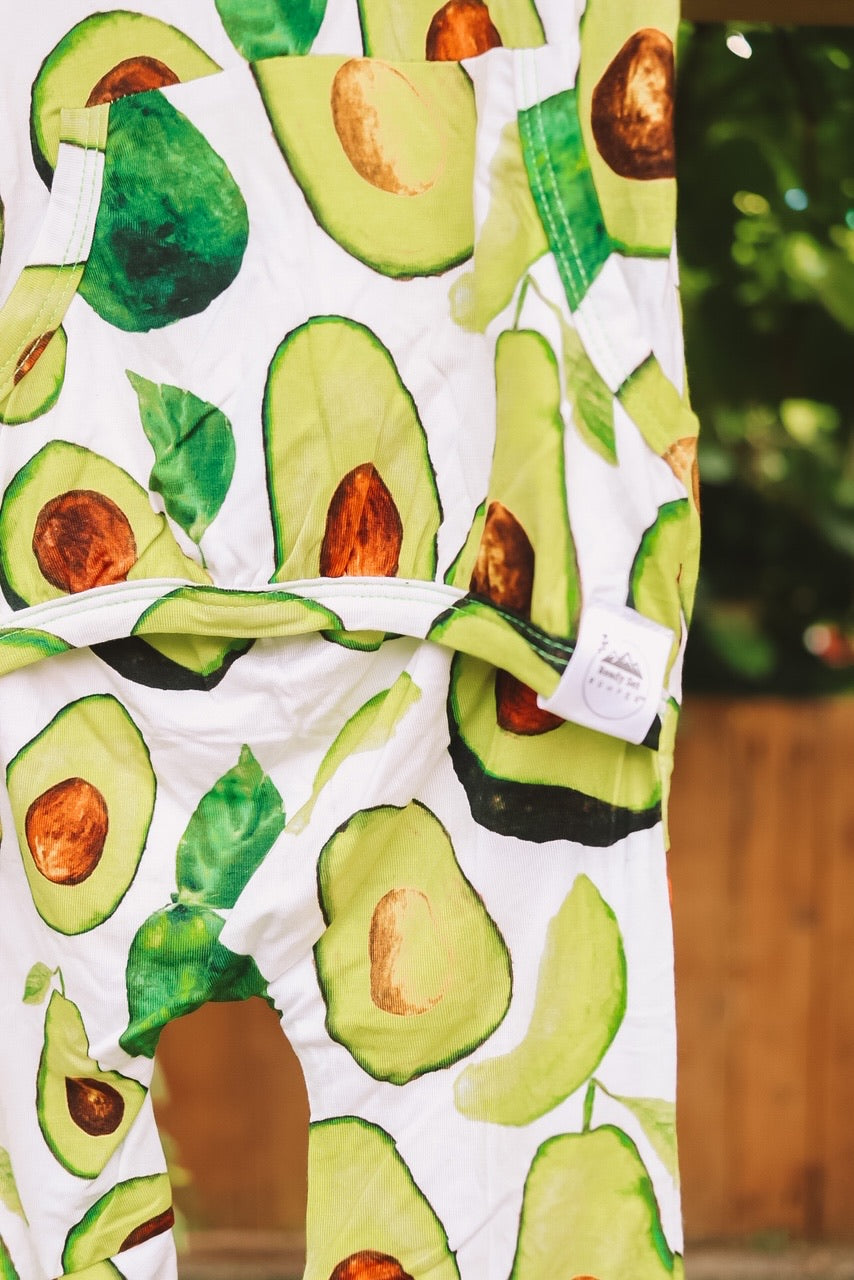 "The ""Rock Your Guac"" Romper FINAL SALE"