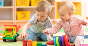How Toys Affect Children's Development