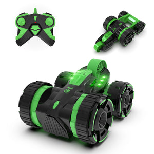 Remote Control Car RC Car Play Vehicle Stunt Car 360° Flip 2.4GHz High Speed Gifts for Boys (4603553906734)
