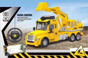 Construction Truck Playset (4471236526126)