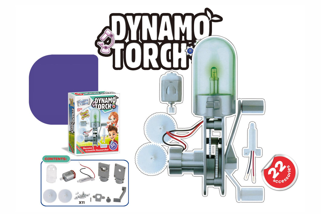 Dynamic Torch Scientific Kit (4471233511470)