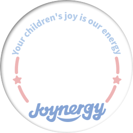 Your children's joy is our energy. Joynergy