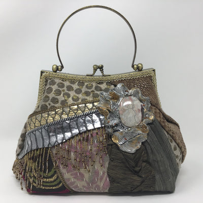 The Bag Lady - From Shoe Bags to Handbags