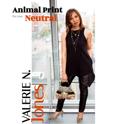 Animal Print - The NEW Neutral
