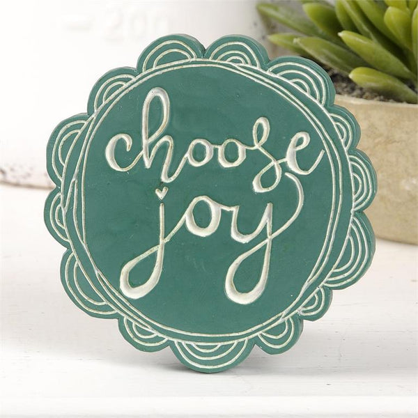 Choose Joy Plaque
