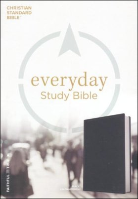 CSB Everyday Study Bible LT