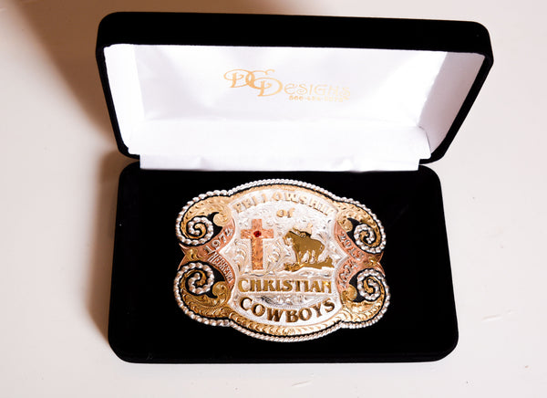 2013 Limited Edition Belt Buckle