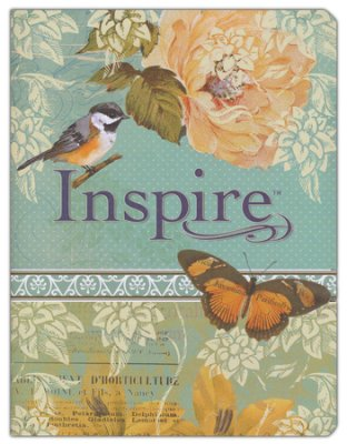 Inspire Bible for Creative Journaling