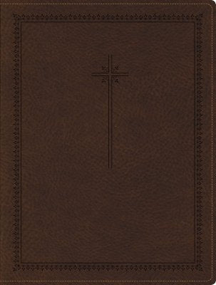 Journal the Word Bible - Brown