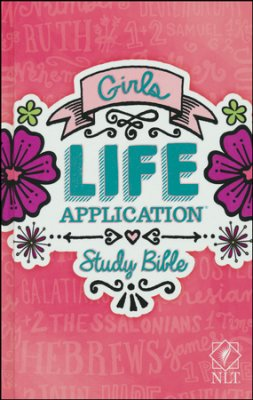 Life Application Study Bible for Girls - Hard Cover