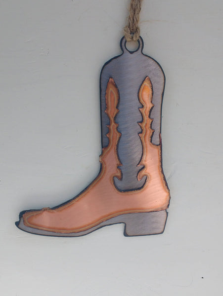 Boot Ornament