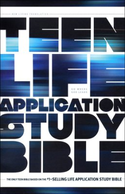 Teen Application Study Bible NLT