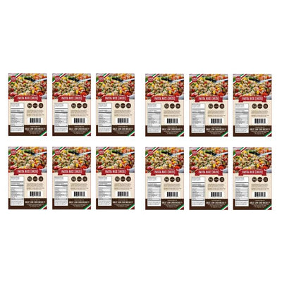 Great Low Carb Pasta Rice (Orzo) - 12-Pack - Pasta