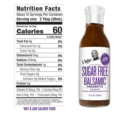 G Hughes' Sugar-Free Salad Dressings - Variety Pack - Salad Dressing