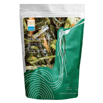 Mixed Sea Vegetables by Sea Tangle Noodle Company - One Pack - Vegetables