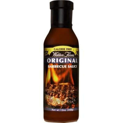 Walden Farms Calorie Free BBQ Sauces - Available in 4 Flavors! - Original / One Pack - BBQ Sauce