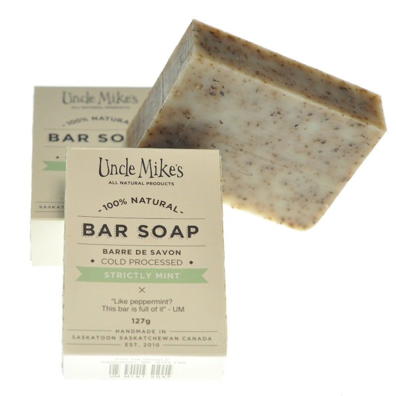 Strictly Mint Soap