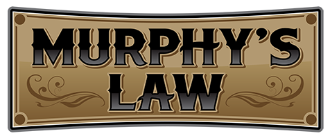 Murphy's Law Distillery Logo