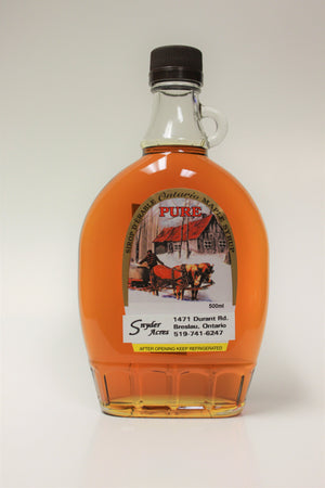 Snyder Acres Maple Syrup