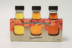 Maple Syrup Variety Pack