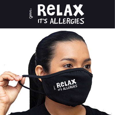 ALLERGIES-MASK