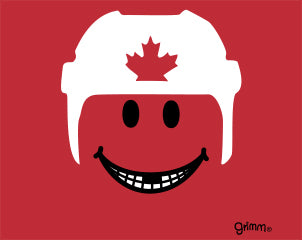 Canadian Smile T-Shirt