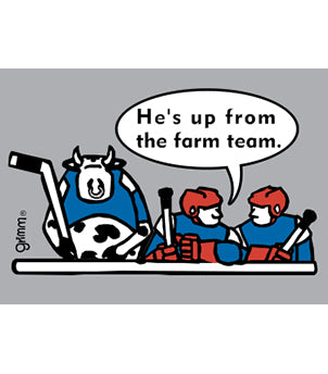 Farm Team Magnet