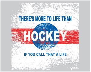 Hockey Life Magnet