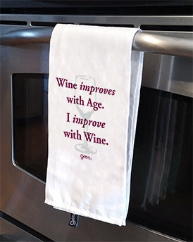 Improves Tea Towel