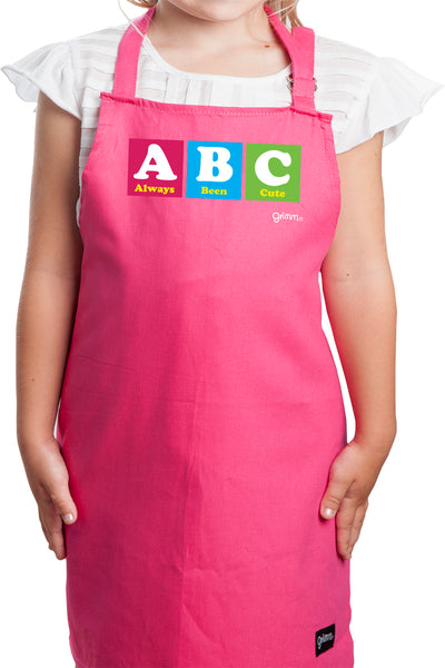 ABC Kids Apron