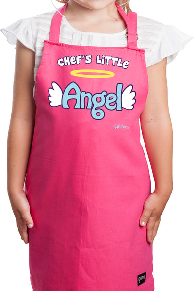 Angel Kids Apron