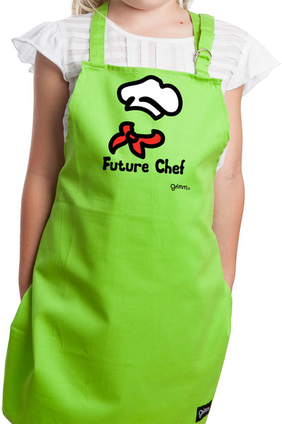 Future Chef Kids Apron