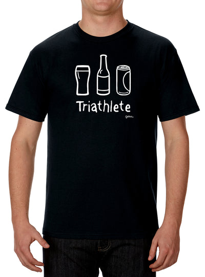 Triathlete Beer T-Shirt
